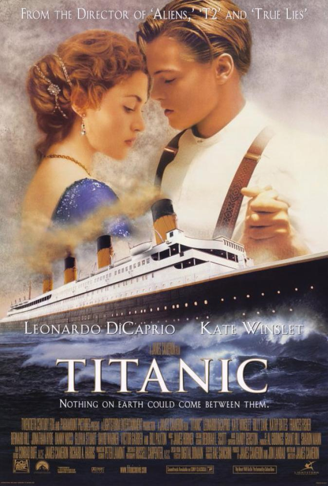 Titanic Film Posteri, Film Posteri, Poster Satış, all posters, kanvas tablo, canvas print sales