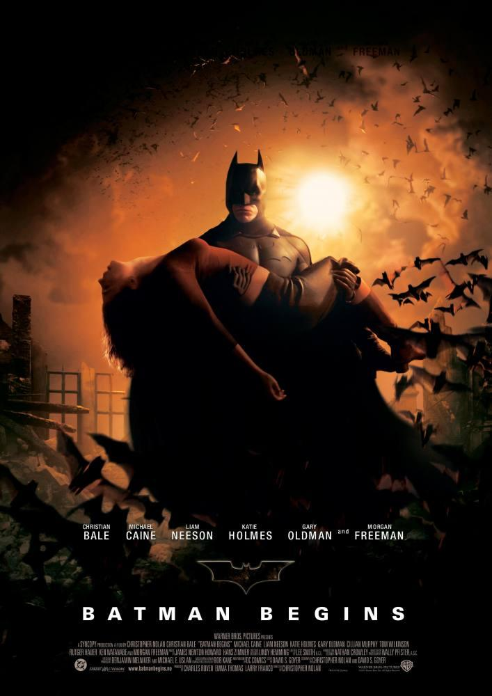 Batman Başlangıç Film Posteri 2, Film Posteri, Poster Satış, all posters, kanvas tablo, canvas print sales