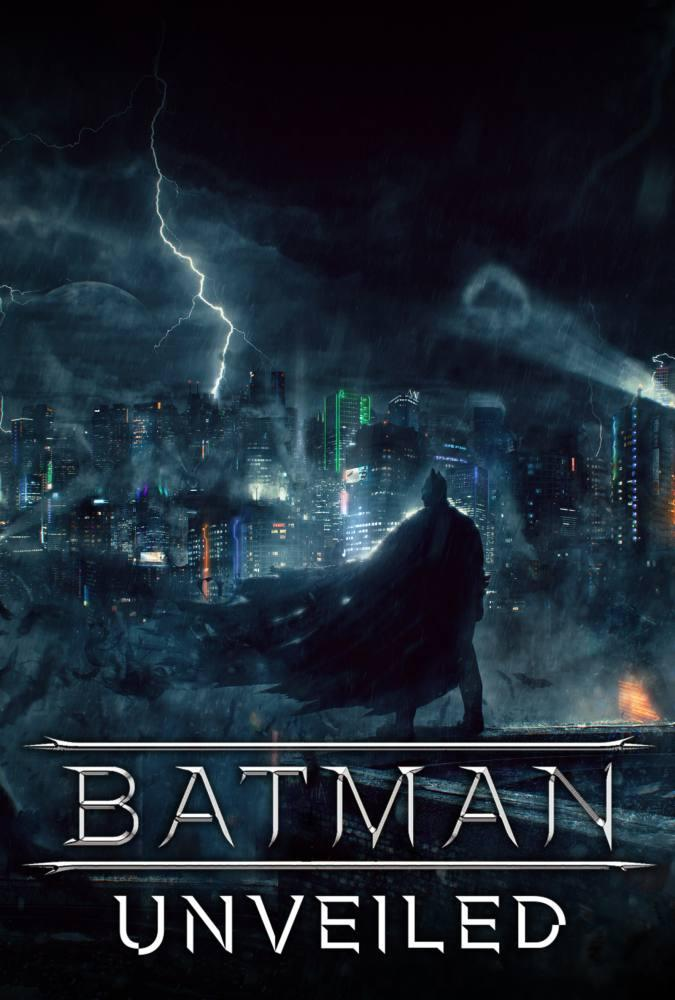 Batman Unveiled Film Posteri, Film Posteri, Poster Satış, all posters, kanvas tablo, canvas print sales