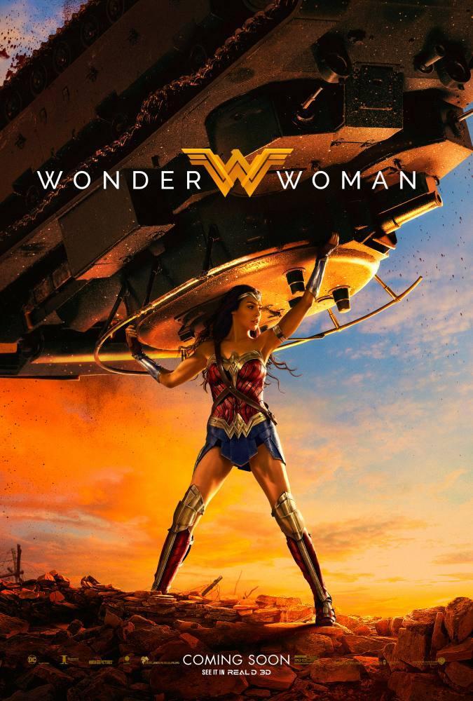 Wonder Woman Movie Poster, Movie Poster, Poster Satış, all posters, kanvas tablo, canvas print sales