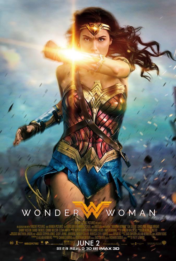 Wonder Woman Film Posteri 2, Film Posteri, Poster Satış, all posters, kanvas tablo, canvas print sales