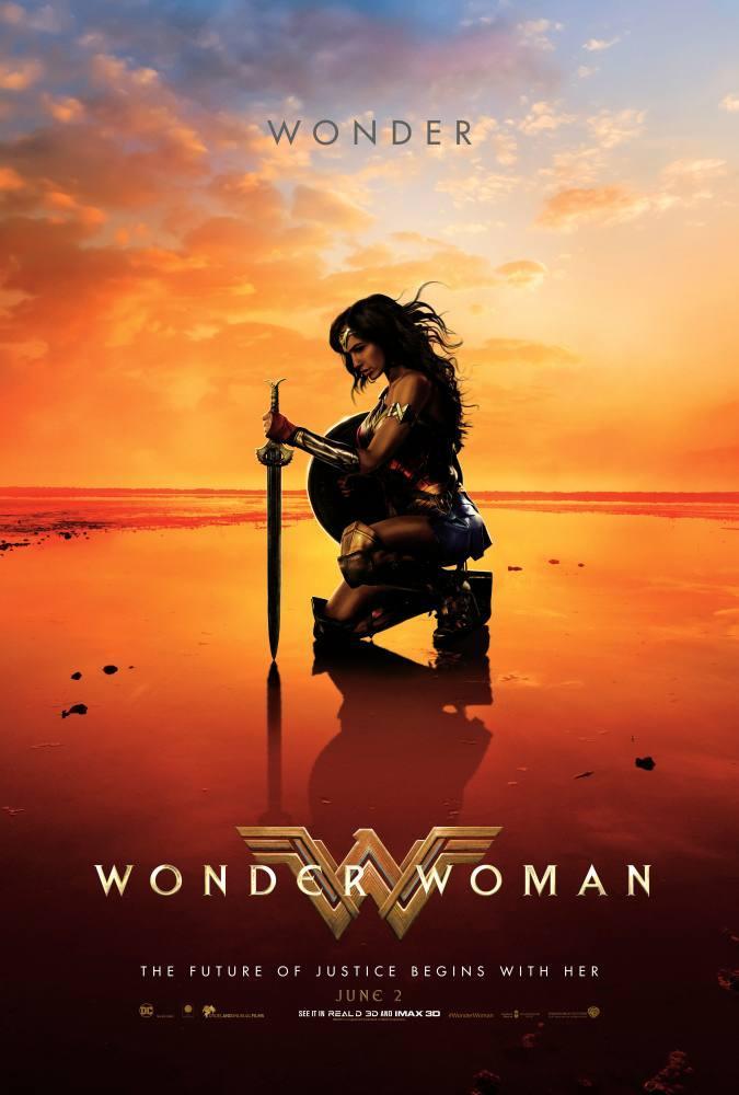 Wonder Woman Movie Poster 3, Movie Poster, Poster Satış, all posters, kanvas tablo, canvas print sales
