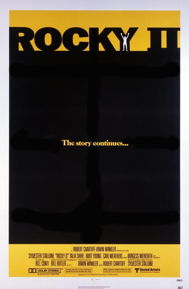 Rocky 2 Film Posteri, Film Posteri, Poster Satış, all posters, kanvas tablo, canvas print sales