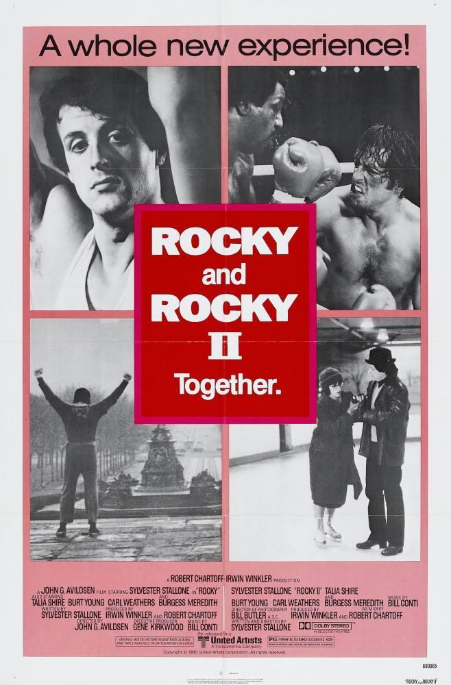 Rocky 2 Film Posteri 2, Film Posteri, Poster Satış, all posters, kanvas tablo, canvas print sales