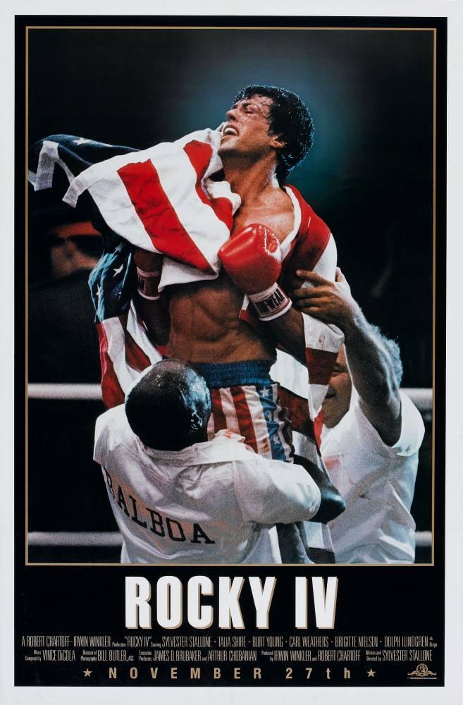 Rocky 4 Film Posteri, Film Posteri, Poster Satış, all posters, kanvas tablo, canvas print sales