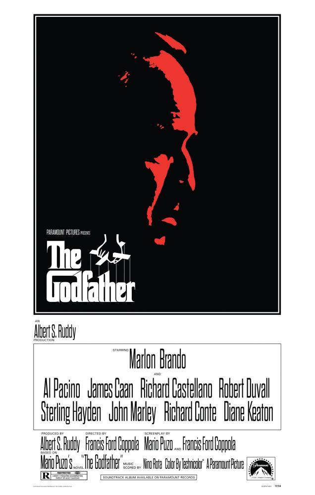 The Godfather Poster, Movie Poster, Poster Satış, all posters, kanvas tablo, canvas print sales