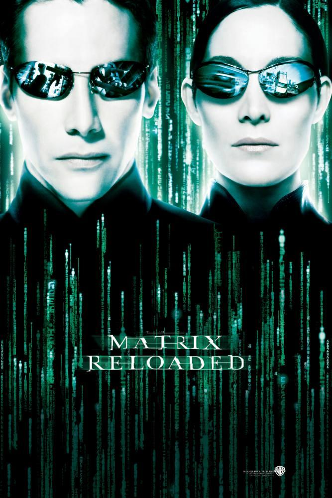 The Matrix Reloaded Movie Posters, Movie Poster, Poster Satış, all posters, kanvas tablo, canvas print sales