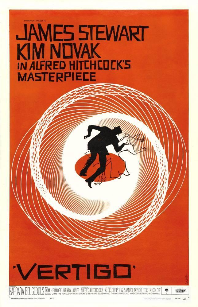 Vertigo Film Posteri, Film Posteri, Poster Satış, all posters, kanvas tablo, canvas print sales