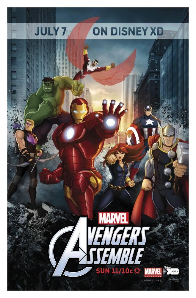 Avengers Assemble Movie Poster 2, Movie Poster, Poster Satış, all posters, kanvas tablo, canvas print sales