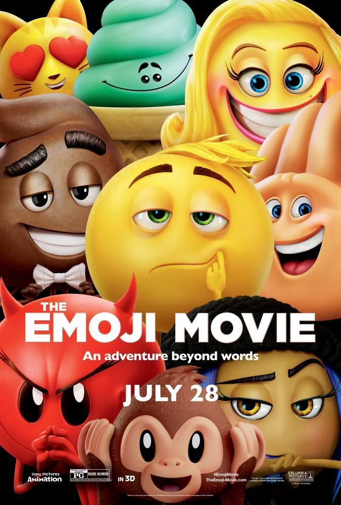 Emoji Cartoon Movie Poster, Movie Poster, Poster Satış, all posters, kanvas tablo, canvas print sales