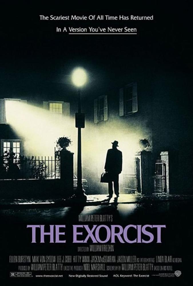The Exorcist Şeytan Film Posteri, Film Posteri, Poster Satış, all posters, kanvas tablo, canvas print sales