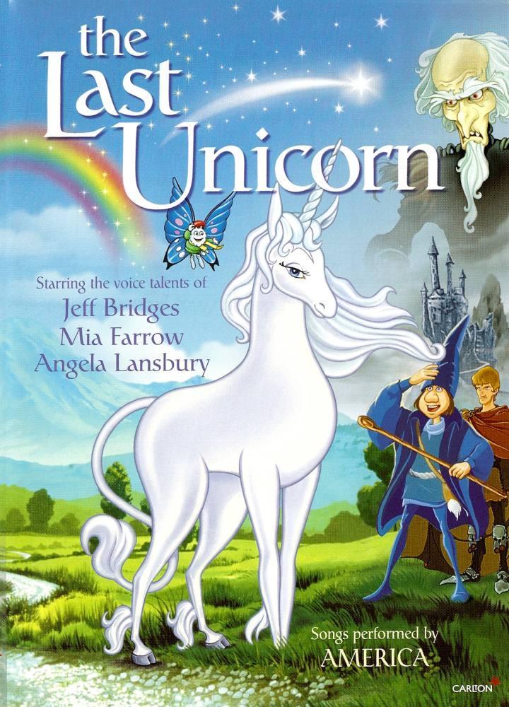 Unicorn Çizgi Film Posteri, Film Posteri, Poster Satış, all posters, kanvas tablo, canvas print sales