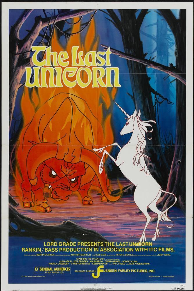 Unicorn Çizgi Film Posteri 2, Film Posteri, Poster Satış, all posters, kanvas tablo, canvas print sales