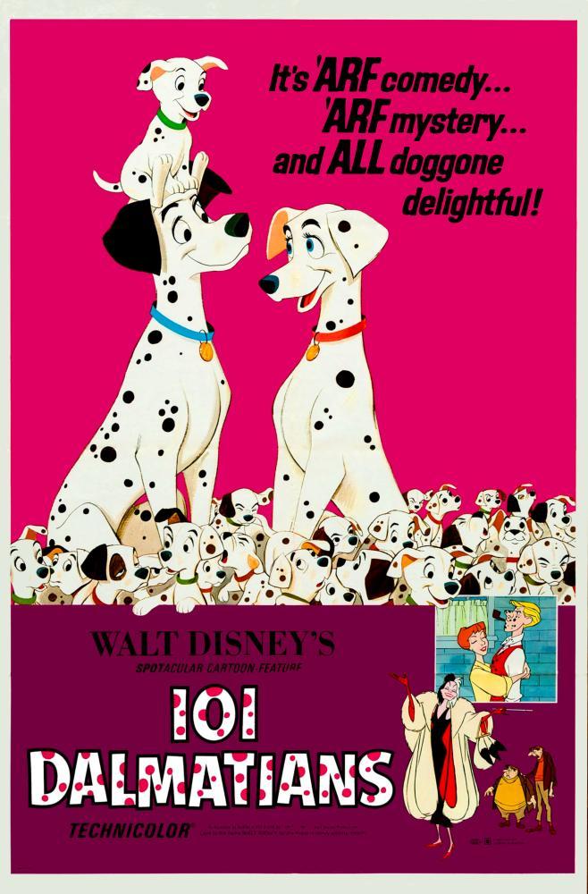 Dalmaçyalı Köpek Çizgi Film Posteri, Film Posteri, Poster Satış, all posters, kanvas tablo, canvas print sales
