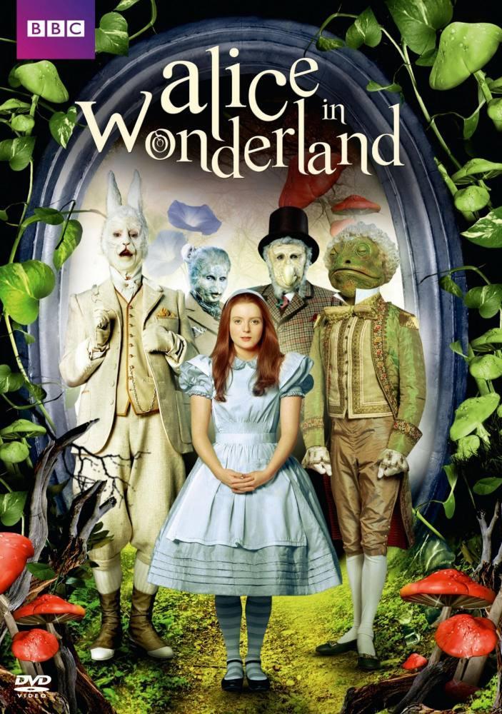 Alice in Wonderland Movie Poster, Movie Poster, Poster Satış, all posters, kanvas tablo, canvas print sales