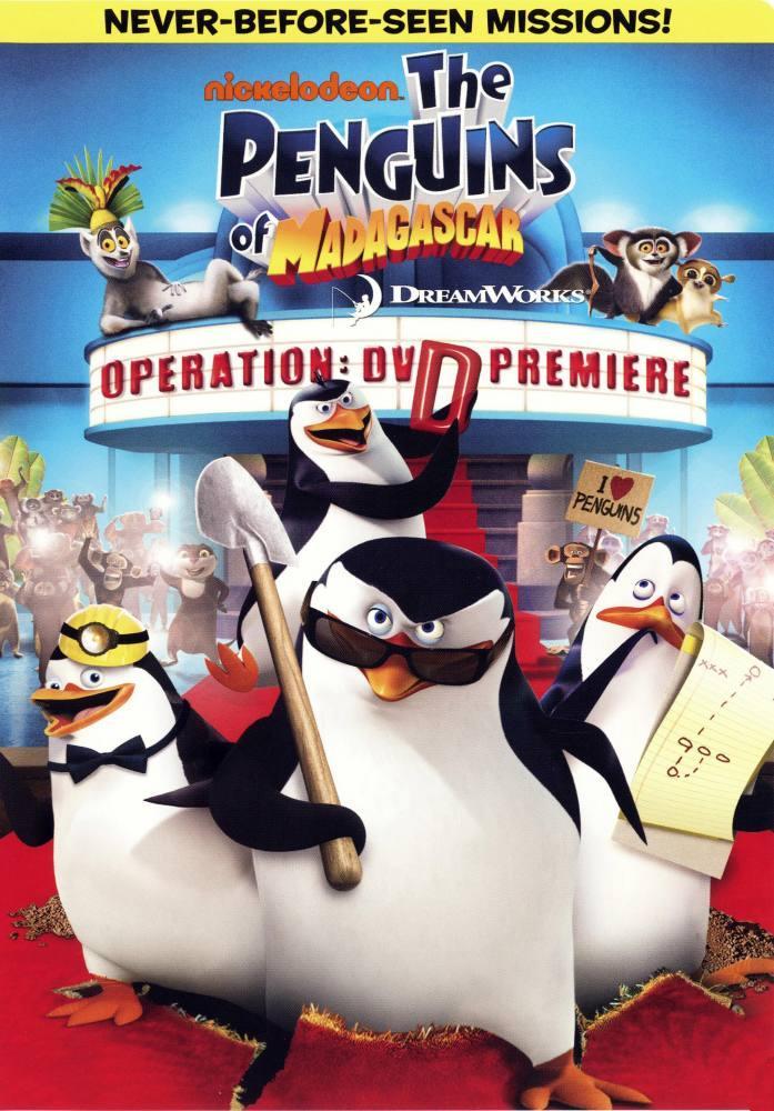 Penguins of Madagascar Cartoon Movie Poster 3, Movie Poster, Poster Satış, all posters, kanvas tablo, canvas print sales