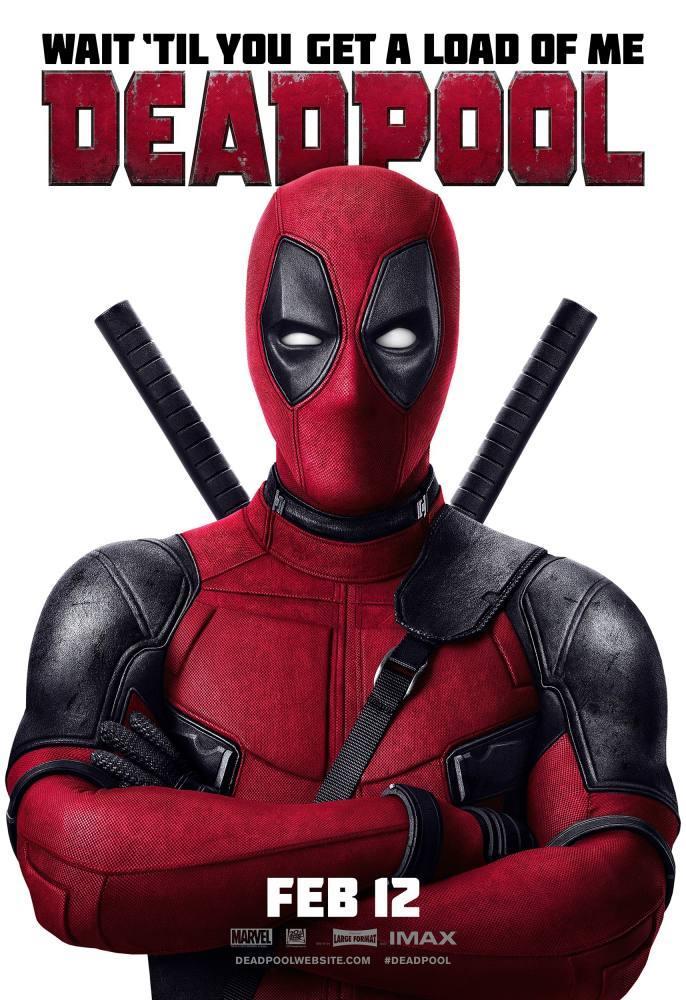 Deadpool Movie Poster, Movie Poster, Poster Satış, all posters, kanvas tablo, canvas print sales