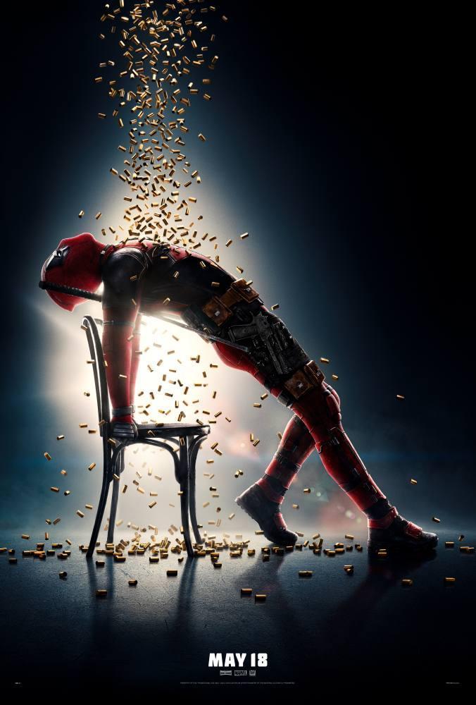 Deadpool Movie Poster 5, Movie Poster, Poster Satış, all posters, kanvas tablo, canvas print sales