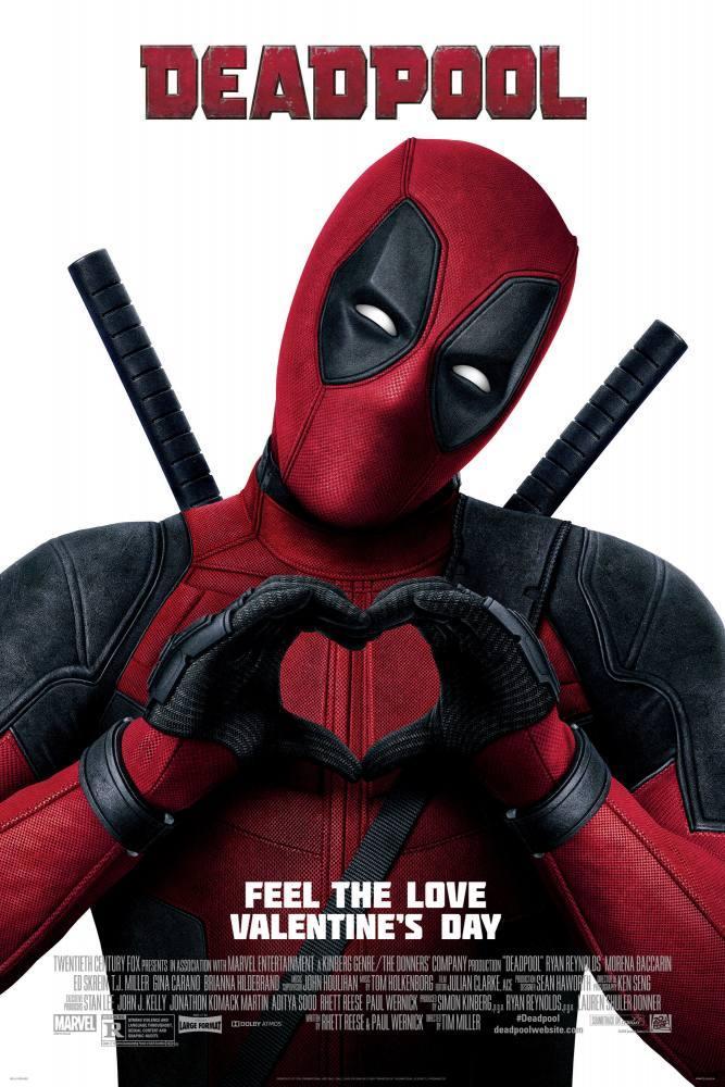 Deadpool Movie Poster 9, Movie Poster, Poster Satış, all posters, kanvas tablo, canvas print sales