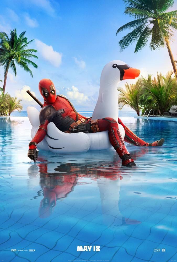 Deadpool Süper Kahraman Film Posteri 10, Film Posteri, Poster Satış, all posters, kanvas tablo, canvas print sales