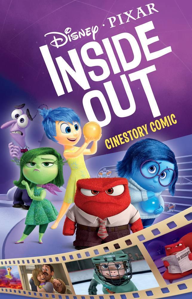 Cinestory Inside Out Movie Poster, Movie Poster, Poster Satış, all posters, kanvas tablo, canvas print sales