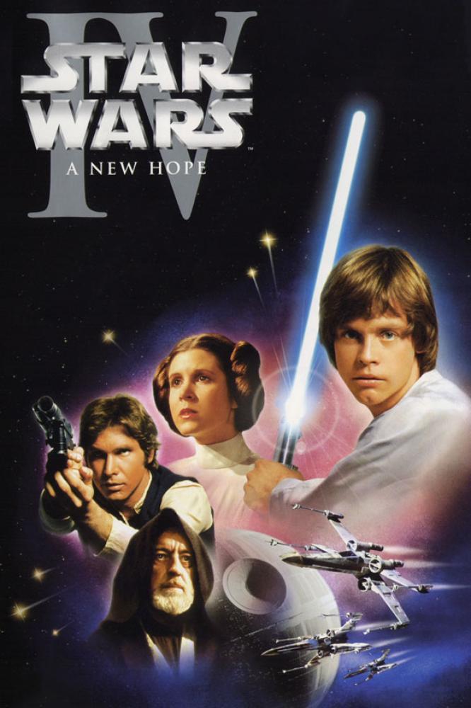 STAR WARS IV Movie Poster, Movie Poster, Poster Satış, all posters, kanvas tablo, canvas print sales