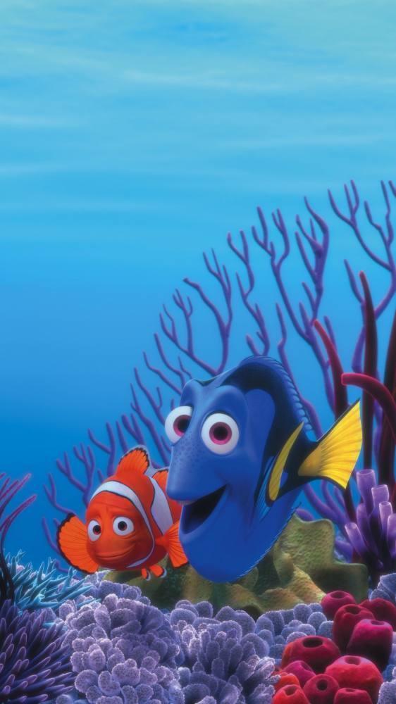 Finding Nemo Cartoon Movie Poster 4, Movie Poster, Poster Satış, all posters, kanvas tablo, canvas print sales