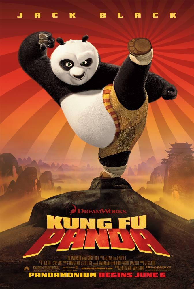Kung Fu Panda Cartoon Movie Poster, Movie Poster, Poster Satış, all posters, kanvas tablo, canvas print sales