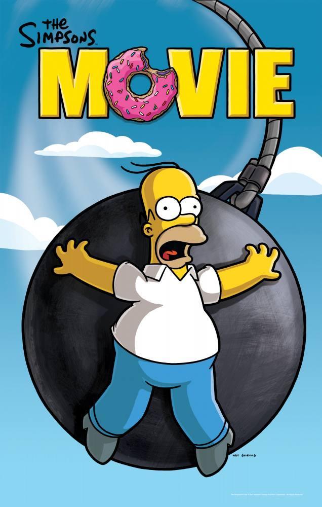 Simpsonlar Çizgi Film Posteri 2, Film Posteri, Poster Satış, all posters, kanvas tablo, canvas print sales