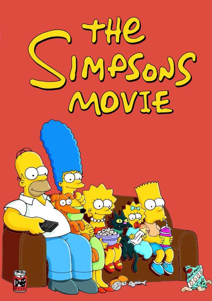 The Simpsons Cartoon Movie Poster 6, Movie Poster, Poster Satış, all posters, kanvas tablo, canvas print sales