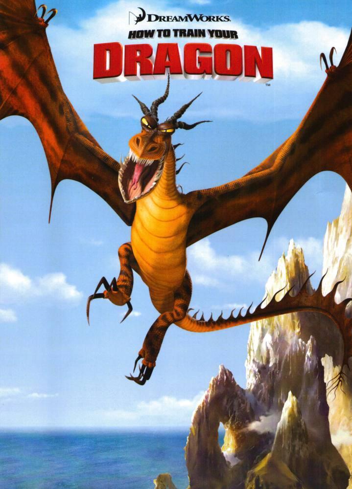 How to Train Dragon Cartoon Movie Poster 3, Movie Poster, Poster Satış, all posters, kanvas tablo, canvas print sales