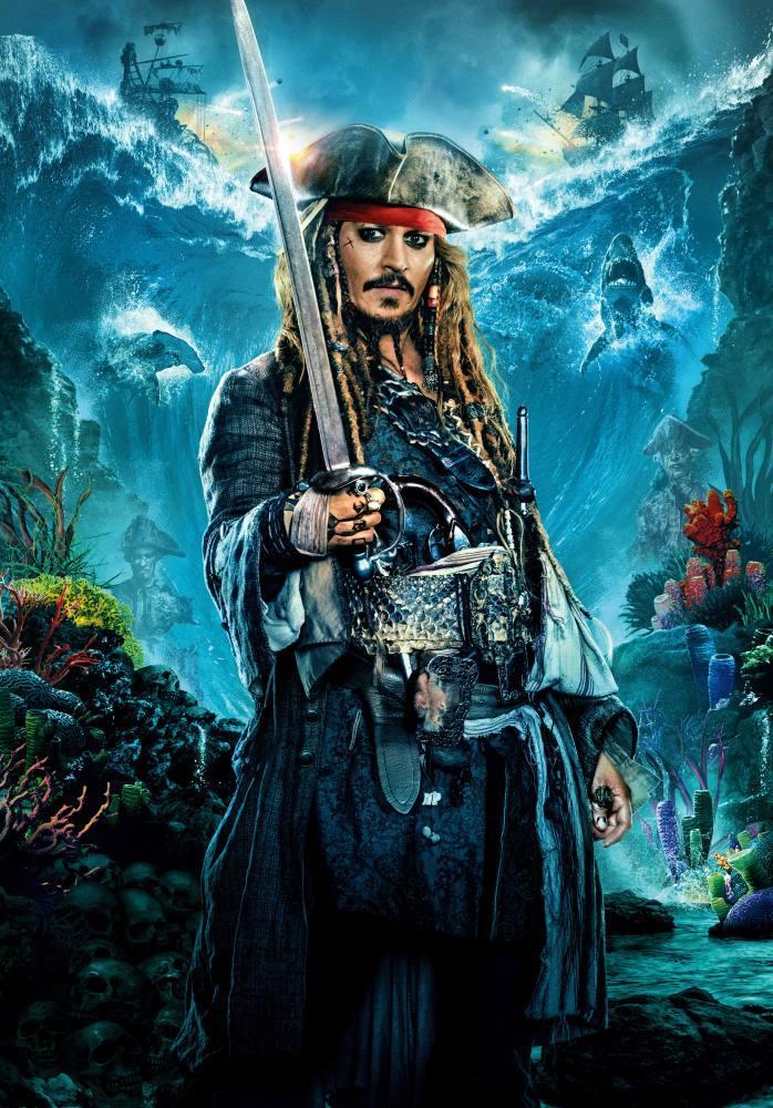 Pirates Of The Caribbean Movie, Film Poster 3, Movie Poster, Poster Satış, all posters, kanvas tablo, canvas print sales