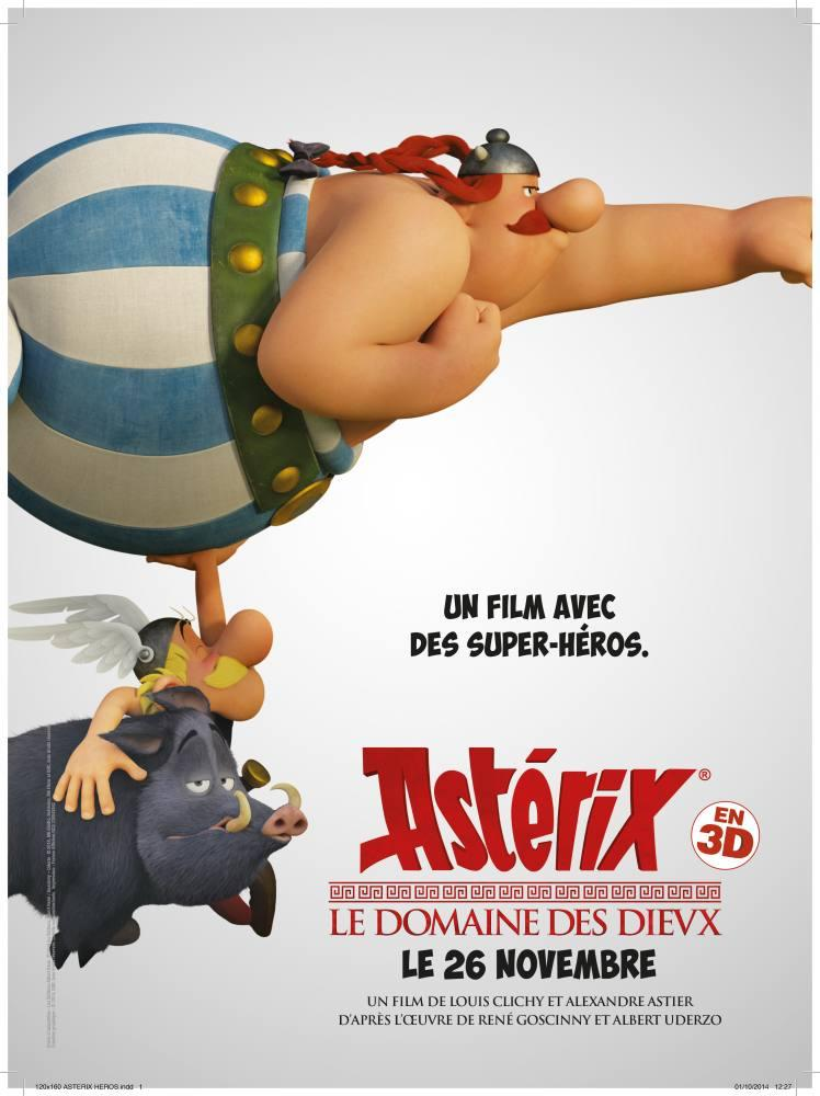 Asterix, Oburix Movie Poster 2, Movie Poster, Poster Satış, all posters, kanvas tablo, canvas print sales