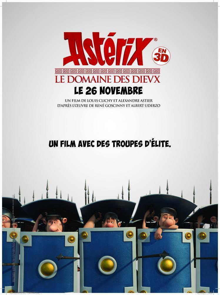 Asteriks ile Oburiks Film Posteri 3, Film Posteri, Poster Satış, all posters, kanvas tablo, canvas print sales