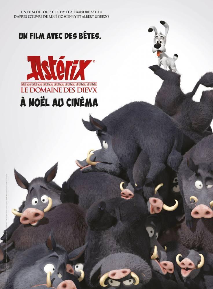 Asteriks ile Oburiks Film Posteri 4, Film Posteri, Poster Satış, all posters, kanvas tablo, canvas print sales