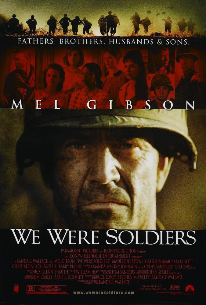We Were Soldiers Movie Poster, Movie Poster, Poster Satış, all posters, kanvas tablo, canvas print sales