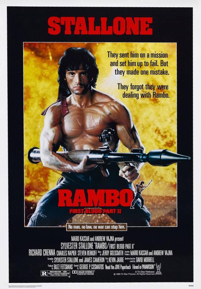 Rambo Sylvester Stallone, Movie Poster, Movie Poster, Poster Satış, all posters, kanvas tablo, canvas print sales