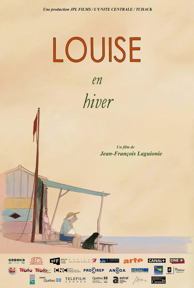 Louise En Hiver Movie Poster 4, Movie Poster, Poster Satış, all posters, kanvas tablo, canvas print sales