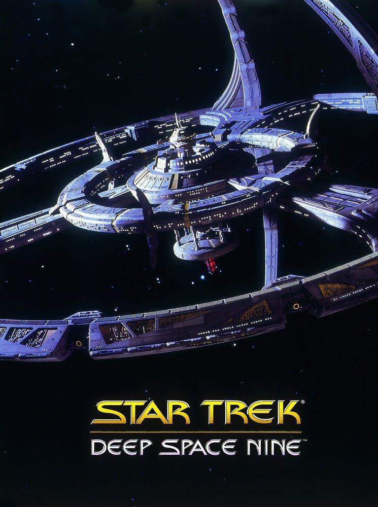 Star Trek Deep Space Nine Movie Poster 12, Movie Poster, Poster Satış, all posters, kanvas tablo, canvas print sales