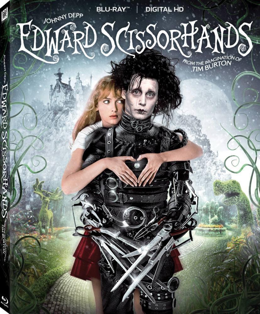 Edward Scissorhands Film Posteri 2, Film Posteri, Poster Satış, all posters, kanvas tablo, canvas print sales