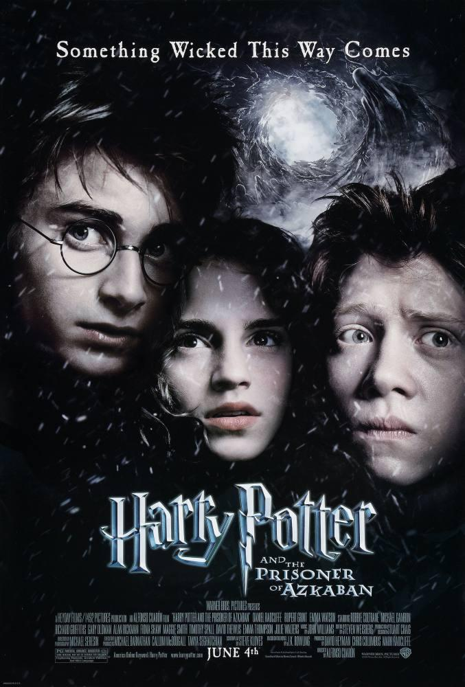 Harry Potter, Azkaban Movie Poster 4, Movie Poster, Poster Satış, all posters, kanvas tablo, canvas print sales