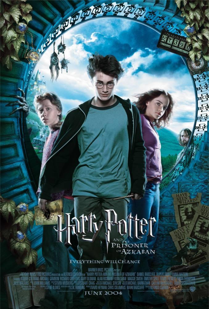 Harry Potter, Azkaban Film Posteri 5, Film Posteri, Poster Satış, all posters, kanvas tablo, canvas print sales