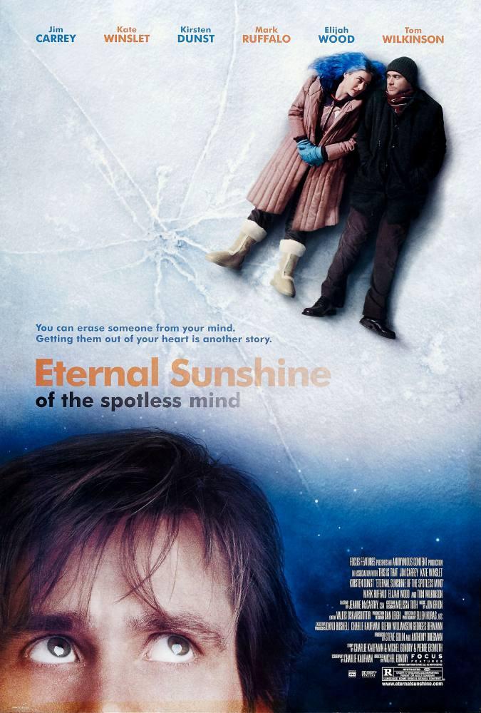 Eternal Sunshine of The Spotless Mind, Movie Poster, Movie Poster, Poster Satış, all posters, kanvas tablo, canvas print sales