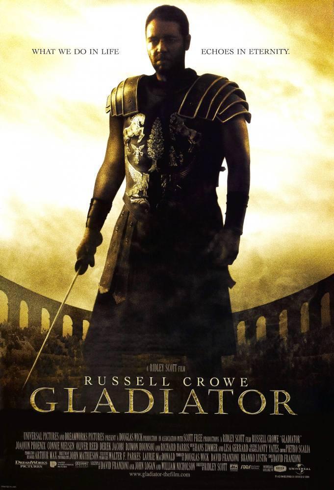 Gladiator, Movie Poster 2, Movie Poster, Poster Satış, all posters, kanvas tablo, canvas print sales