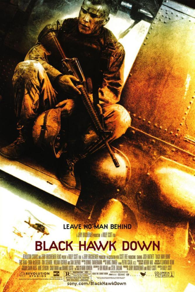 Black Hawk Down Movie Poster, Movie Poster, Poster Satış, all posters, kanvas tablo, canvas print sales