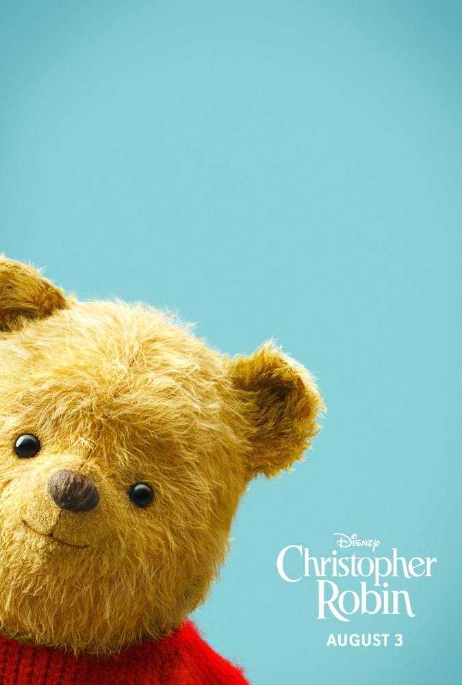 Christopher Robin Movie Poster 2, Movie Poster, Poster Satış, all posters, kanvas tablo, canvas print sales