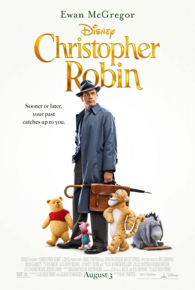 Christopher Robin Movie Poster 4, Movie Poster, Poster Satış, all posters, kanvas tablo, canvas print sales