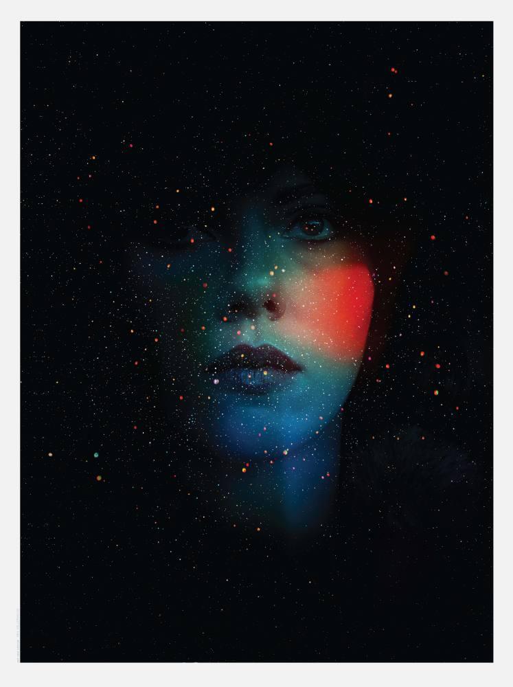 Scarlett Johansson, Under The Skin, Derinin Altında Film Posteri, Film Posteri, Poster Satış, all posters, kanvas tablo, canvas print sales