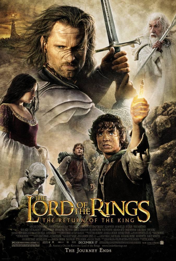 Yüzüklerin Efendisi, Kralın Dönüşü Film Posteri 2, Film Posteri, Poster Satış, all posters, kanvas tablo, canvas print sales