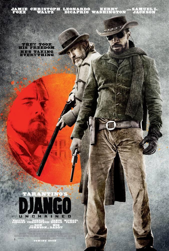 Django Unchained Movie Poster 3, Movie Poster, Poster Satış, all posters, kanvas tablo, canvas print sales